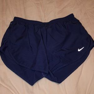 Nike running shorts (only worn once)